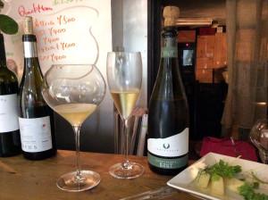 luv wine 四ツ橋店(ラヴ ワイン)様 フランチャコルタ