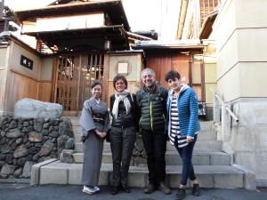 京都祇園 天ぷら 八坂圓堂 様 フランチャコルタ