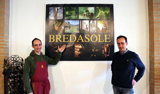 フランチャコルタ ワイナリー「ブレダソーレ」のご紹介