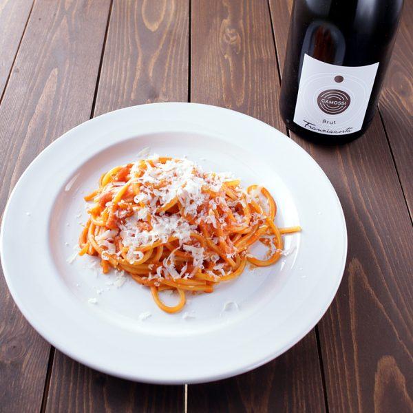 トマトソースのスパゲッティ お料理レシピ・作り方