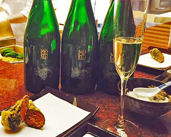 天ぷらに合うイタリアワイン紹介!スパークリングとの相性は絶品